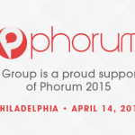 Be Group Supports Phorum 2015 in Philly