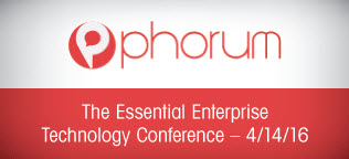Be Group is a sponsor again for Phorum Philly